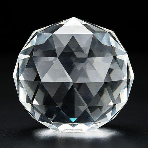 Prisme Boule De Cristal 60 Mm Facettes Pour Des Effets D'Image Photo Créatifs